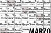 Farmacias de Guardia en Isla Cristina para el mes de Marzo 2021