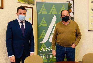 Fundación Caja Rural del Sur y Asaja Huelva facilitarán la tramitación de las ayudas de la PAC