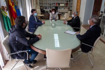 Diputación y la Cámara de Comercio atraerán fondos europeos para acciones específicas