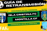 Dos jornadas de infarto para el Isla Cristina FC