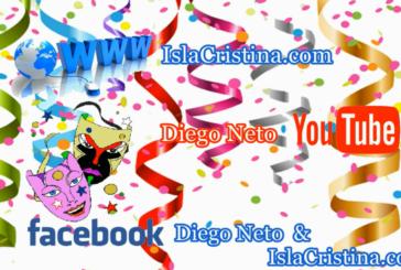 Presentación de la Corte Infantil del Carnaval de Isla Cristina de 1995
