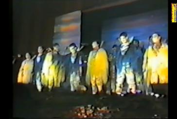 Comparsa: NOCHE Y DÍA. Carnaval Isla Cristina 1984.