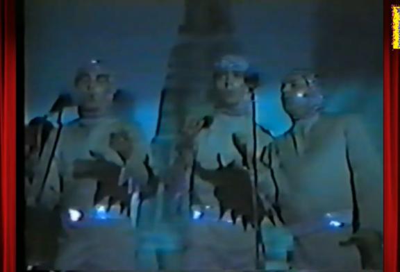 Comparsa LOS ATLANTES - Carnaval Isla Cristina 1984.