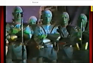 Comparsa: MAS ALLÁ DE LAS ESTRELLAS -Carnaval Isla Cristina 1985.