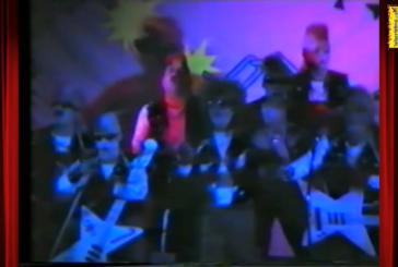 Murga: LOS CHICOS BLANDOS DEL ROCK DURO -Carnaval Isla Cristina 1986.