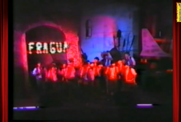 Comparsa: FRAGUA -Carnaval Isla Cristina 1986.