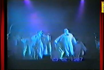 Murga: LOS FANTASMAS QUE HACEN UUUH - Carnaval Isla Cristina 1987