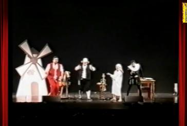 Cuarteto: EL LOCO DE LA MANCHA -Carnaval Isla Cristina 2002.