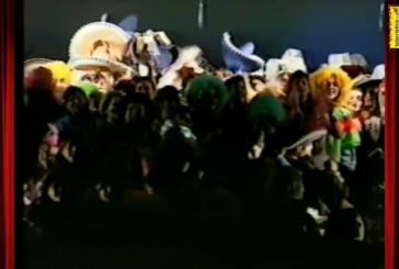 Cantos Himnos del Carnaval de Isla Cristina en el Cine Teatro Gran Vía, año 1993.