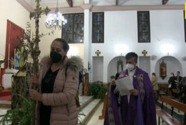Via Crucis Parroquia Jesús del Gran Poder Isla Cristina