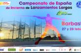 Los atletas isleños Casado y Sequera, al Campeonato de España de Lanzamientos Largos