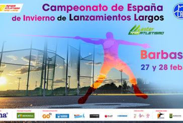 Los atletas isleños Toni Palma y Severino Sequera, al Campeonato de España de Lanzamientos Largos