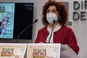 Con la disputa del V Desafío Andévalo 2bikes regresa el ciclismo de competición a la provincia de Huelva