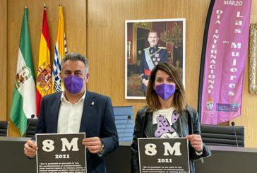Isla Cristina se suma a la celebración del 8M, Día de la Mujer