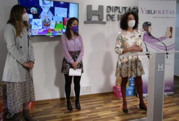 """Diputación creará espacios de literatura feminista en toda la provincia a través del proyecto """"Viblioletas"""""""