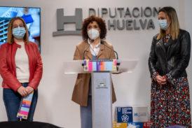 """""""Cuidar también es cosa tuya"""", lema de la campaña institucional del Día Internacional de las Mujeres 2021"""