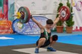 Huelva brilla en el nacional de HALTEROFILIA Junior