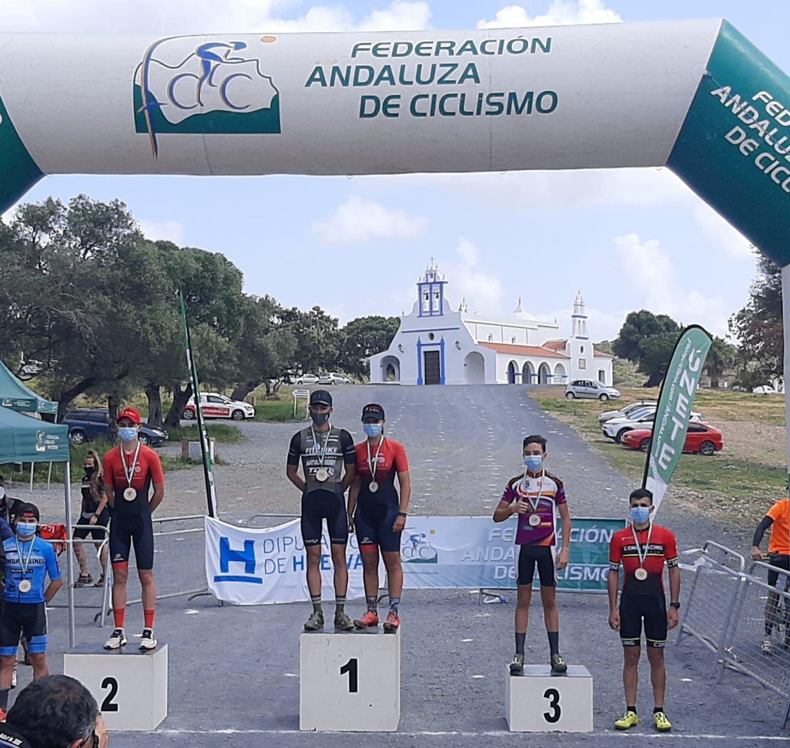Marta Núñez Campeona en El Almendro