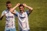 El jugador isleño Caye, expresa que quiere seguir en Málaga