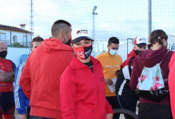 Marta Núñez campeona junior en la 'XIV BTT Villablanca'