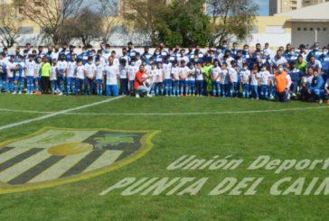 Agenda fin de semana equipos UD Punta del Caimán