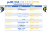 Agenda de partidos fin de semana Isla Cristina FC