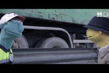 Diputación divulga el tratamiento y reciclaje de los residuos a través del divertido vídeo 'El viaje de la basura'