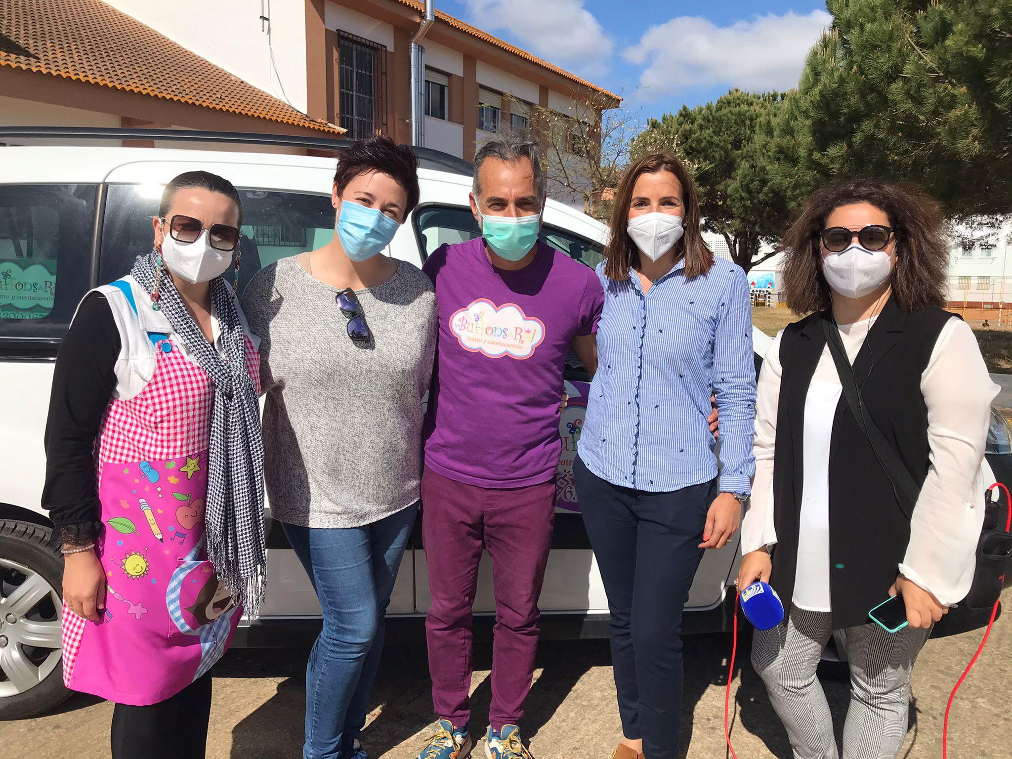 Los centros escolares de Isla Cristina se suman a la celebración del Día del Libro