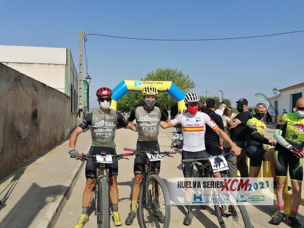 Crónica '2ª Media Maratón Tierra Llana' (Villarrasa). Huelva Series XCM 2021