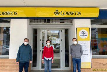 La oficina de correos de Isla Cristina primer puesto en el Premio a la Excelencia en el territorio