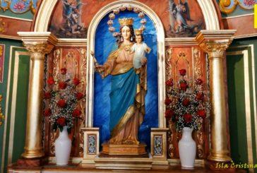 Regina Caeli y Presentación Cartel María Auxiliadora Pozo del Camino 2021