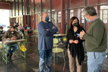 Inaugurado en Isla Cristina el curso de formación para la actividad marisquera impartido peo el IFAPA
