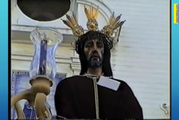 Jueves Santo en Isla Cristina, año 2000