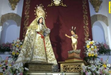 Esperanza y el Niño de la Bola - Fiestas del Huerto en La Redondela 2021