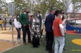 Inauguración Parque Infantil Avenida del Carnaval Isla Cristina