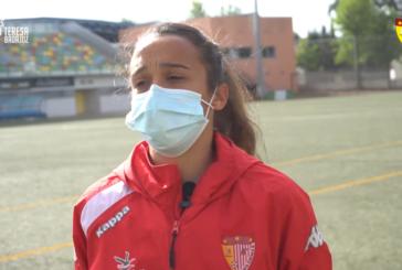 Mireya Carcía Boa, deja de pertenecer al Santa Teresa de Badajoz