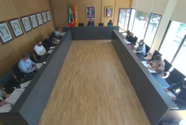 Pleno Ayuntamiento de Isla Cristina abril 2021
