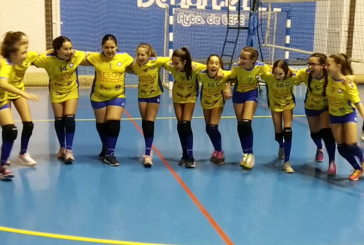 El Club Voleibol Isla Cristina clasificado para el Campeonato de Andalucía