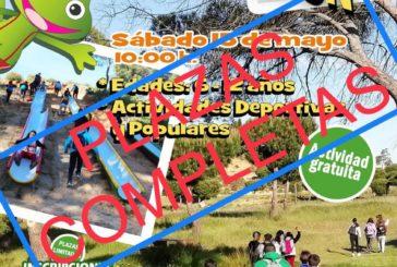 Jornada de diversión en el Parque 'el Camaleón' de Islantilla
