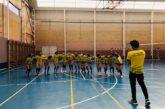 Las cadetes isleñas de Rociana al Campeonato de Andalucía de Voleibol
