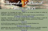 Agenda Cultural para el mes de junio en Isla Cristina