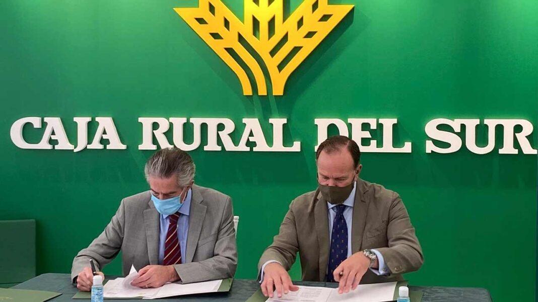 Caja Rural del Sur firma un Convenio de colaboración con la principal organización empresarial del Algarve Portugués