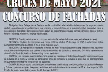 Isla Cristina convoca el I Concurso de Fachadas de cara a la celebración de las Cruces de Mayo