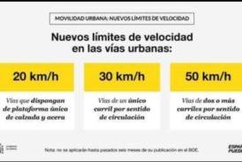 Límites de velocidad 2021: las nuevas normas de la DGT
