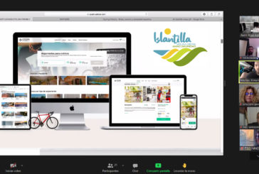 Encuentro de empresarios en torno al Proyecto 'Islantilla, destino Cycling Friendly'