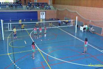 Resumen: Voleibol Isla Cristina vs San Bartolomé