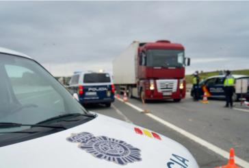 La frontera terrestre entre España y Portugal abrirá este sábado 1 de mayo