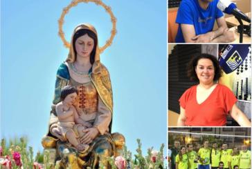 Deportes, Religión, Cultura, en las mañanas de Radio Isla Cristina