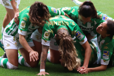 El Betis Féminas de Irati, consigue una victoria vital contra el Logroño