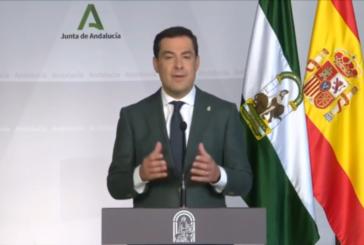Medidas que adoptará la Junta de Andalucía al finalizar el Estado de Alarma